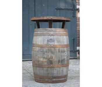 "Statafel onbehandeld ""Whiskey"""