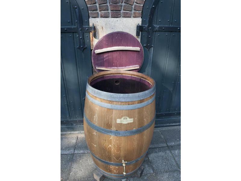 Houten Regenton Luxe 228L van Eiken Wijnvat