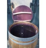 Houten Regenton Luxe 225L wijnvat