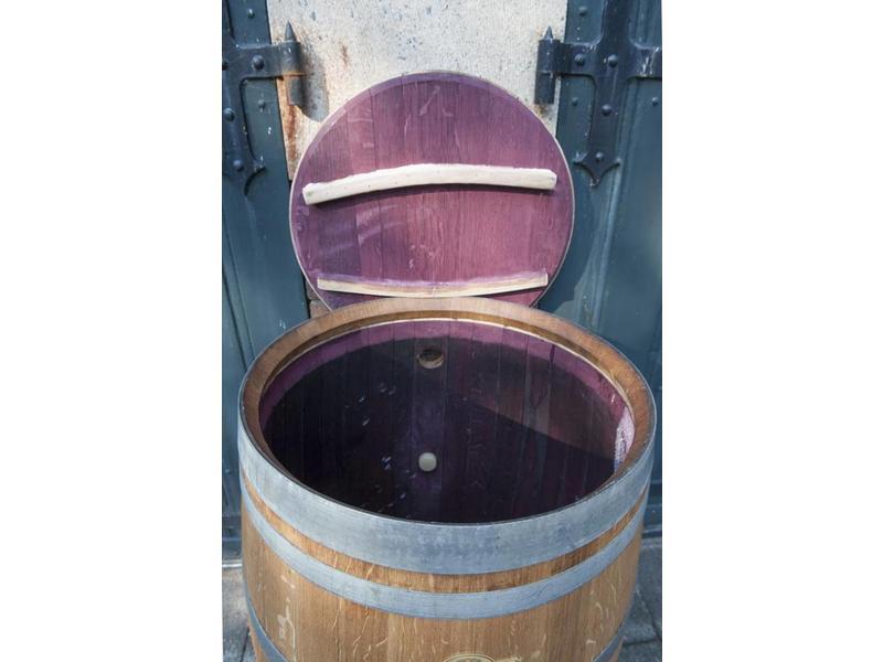 Houten Regenton Luxe 225L van Eiken Wijnvat