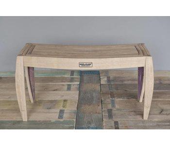 "Bench ""barrel stave"""