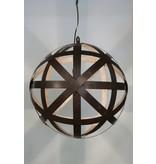"Hanglamp roest bruin ""Corsica"""