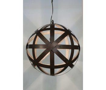 """Hanglamp Gepatineerd 67 cm """"Corsica"""""""