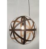 "Hanglamp Staal 67 cm ""Corsica"""
