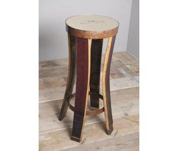 "Barkruk Messing 30 cm ""Barrel stave"""