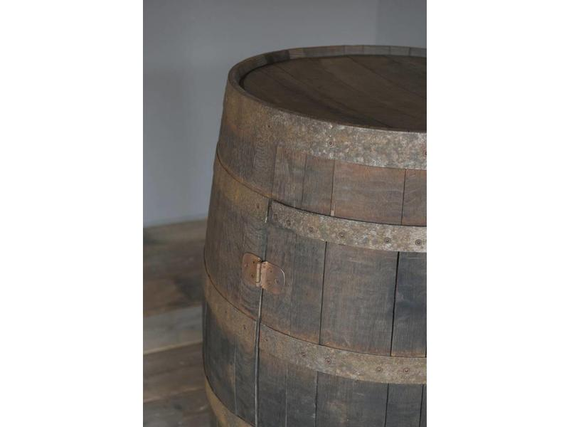 "Wine barrel display ""Cabinet"" - Copy"