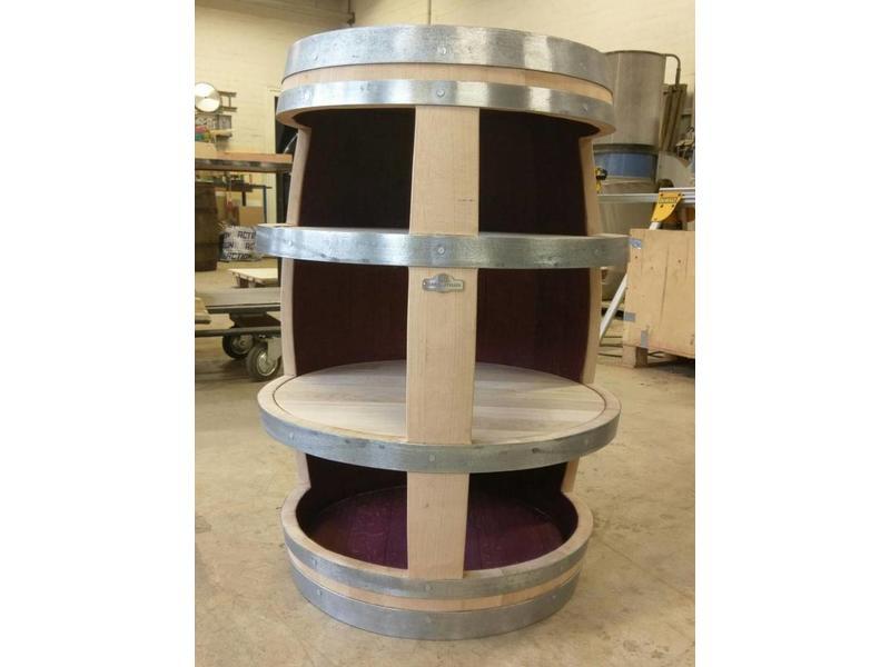 """Expositor de barril de vino """"Cabinet"""" - Copy"""