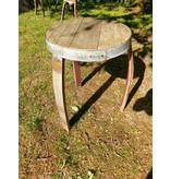 """Barrel Atelier Alsace Tisch """"Bistro"""""""