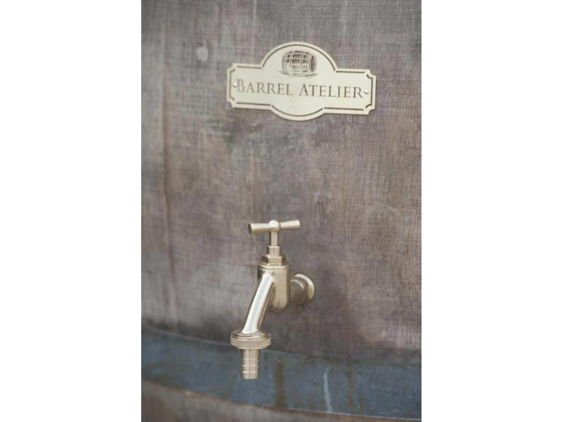 Barrel Atelier Houten regenton Smart 225L van Eiken Wijnvat