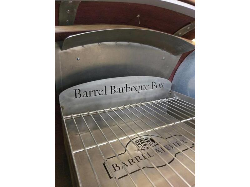 """Barrel Bbq """"Beefmaster"""""""