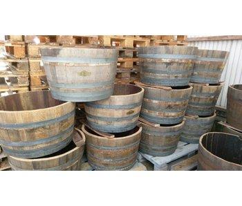 """Wine barrel tub high""""Brandy"""""""