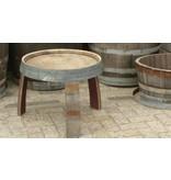 "Barrel Atelier Wijnvat tafeltje ""Brandy"""