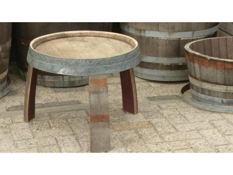 """Barrel Atelier Alsace Tisch """"Luxus"""" - Copy"""