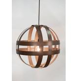 "Hanglamp  roest bruin  ""Savoie"""