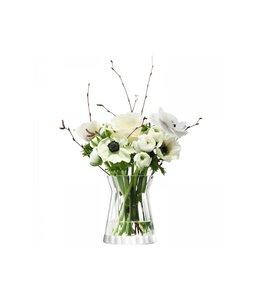 LSA Flower Texture Garden Posy vase 13cm