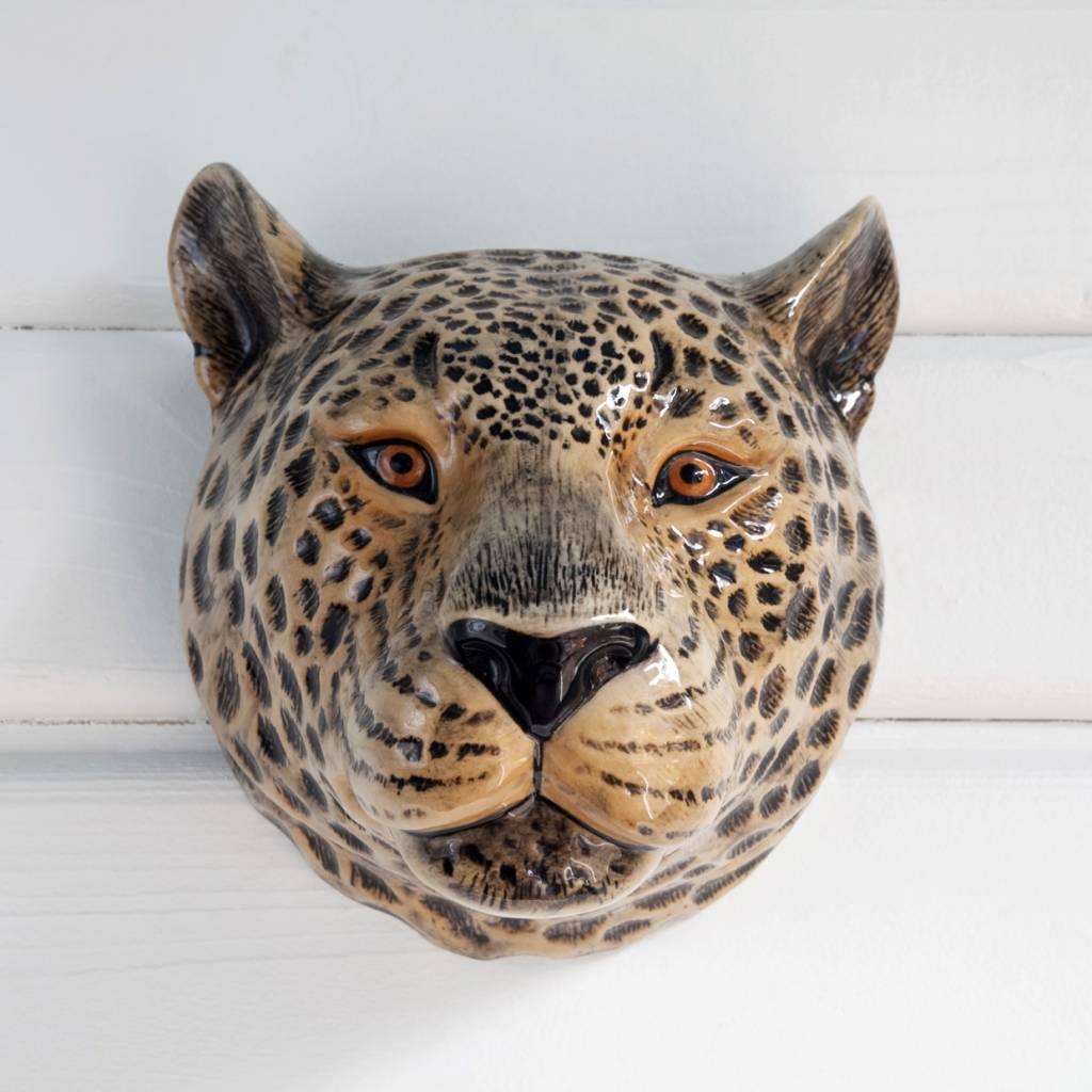 Quail Leopard Wall Vase Http Www Thepapillonshop Com