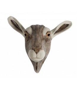 Quail Goat Wall Vase