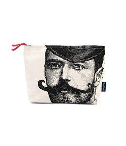 A Dashing Gentleman's Wash bag