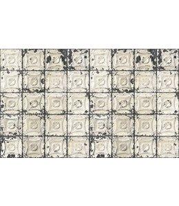 Brooklyn Tin Wallpaper - 01