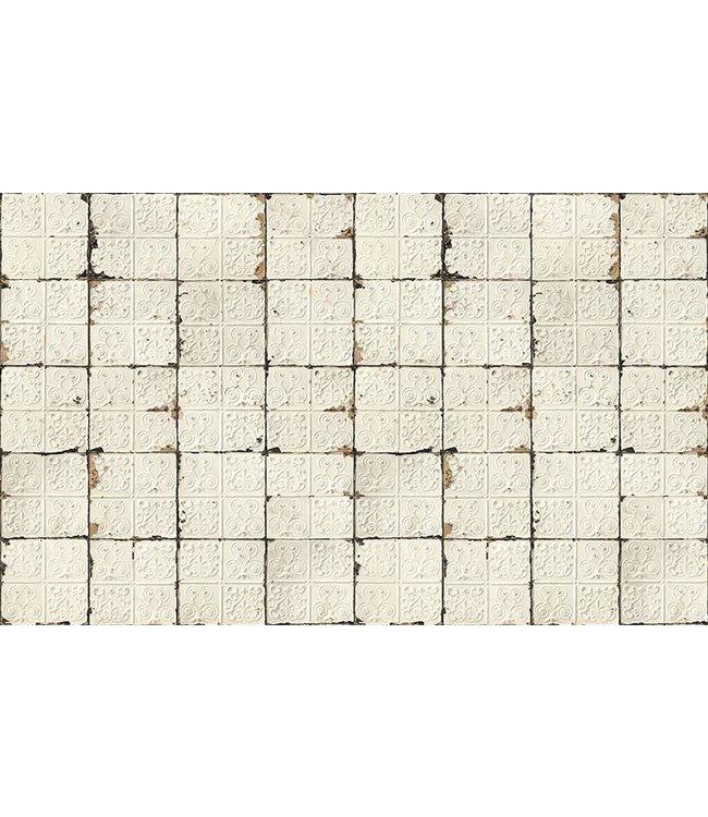 Brooklyn Tin Wallpaper - 02