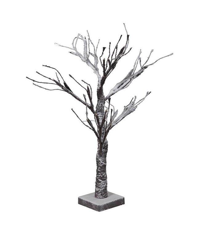 Snowy LED Tree