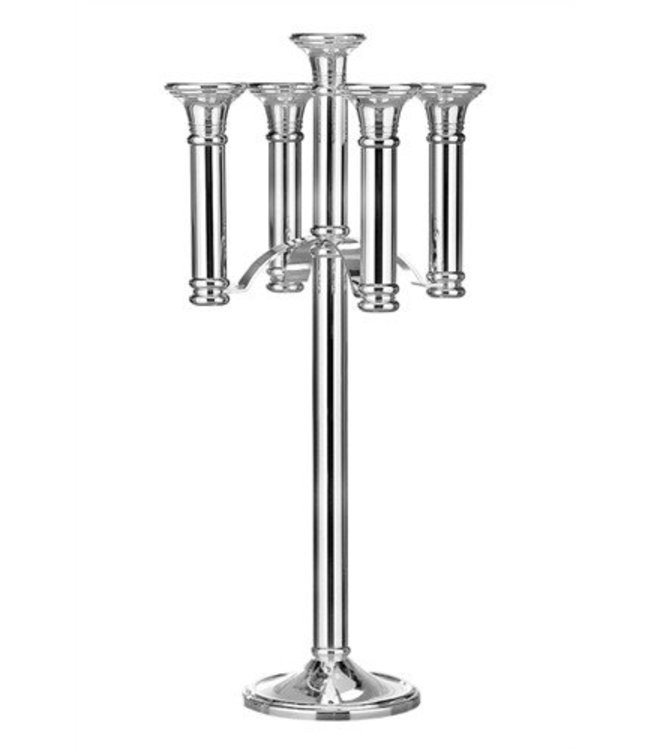 5 Arm Contemporary Candelabra