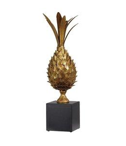 Pineapple Decoration on plinth