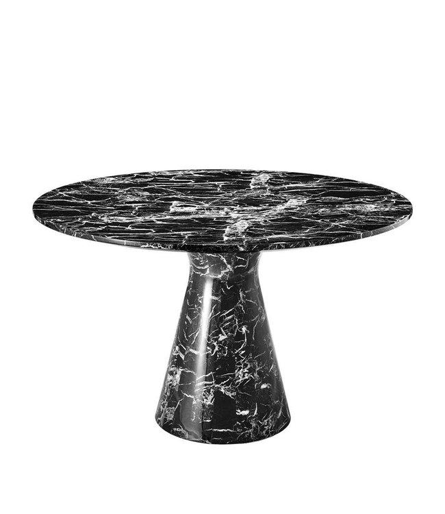 Manhattan Dining Table Black