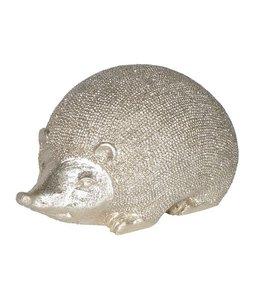 Small Gold Glitter Hedgehog