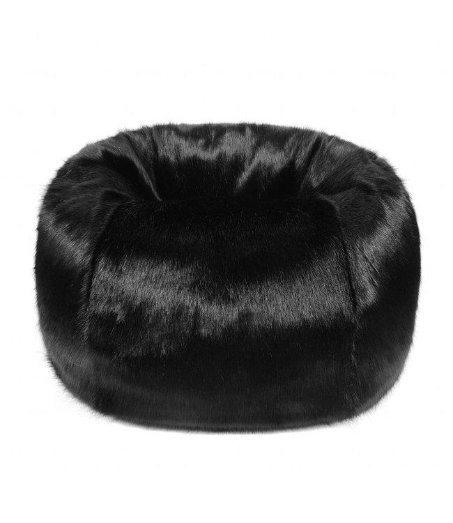 Helen Moore Faux Fur Bean Bag