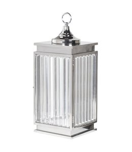 Large Cut Glass Lantern
