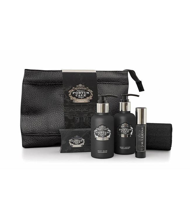Castelbel Portus Cale Black Edition Travel Set
