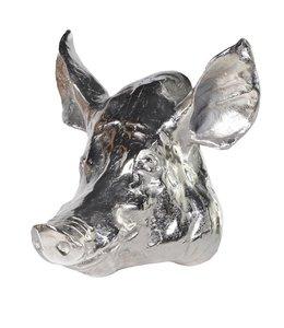 Nickel Pig Head