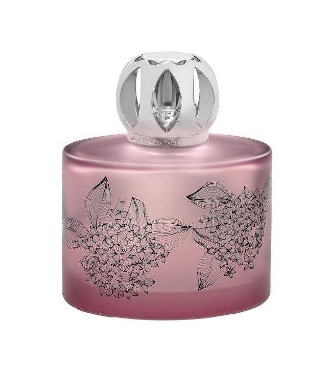 Lamp Floralie Mauve