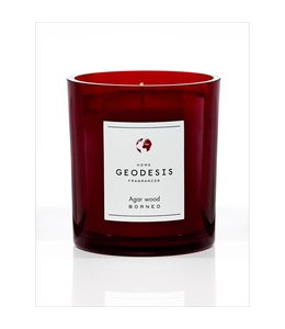 Geodesis Parfums Agar Wood Scented Candle 260g