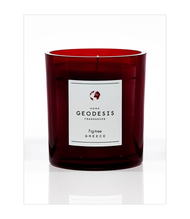 Geodesis Parfums Fig Tree Scented Candle 260g