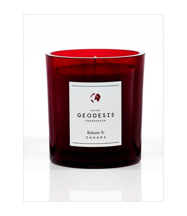 Geodesis Parfums Balsam Fir Scented candle 260g