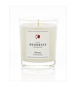 Geodesis Parfums Mimosa Scented Candle 180g