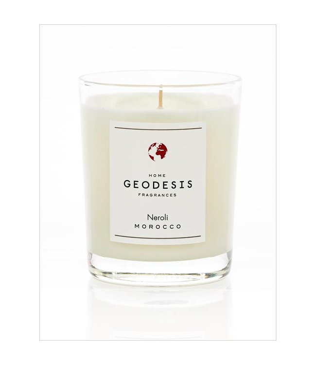 Geodesis Parfums Neroli Scented Candle 180g