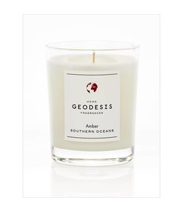 Geodesis Parfums Amber Scented candle 180g