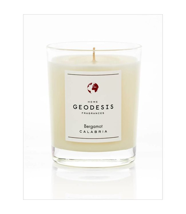 Geodesis Parfums Bergamot Scented Candle 180g