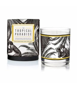 The Tropical Paradise Luxury scented candle