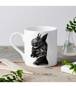 Foxy Lady Fine China Mug