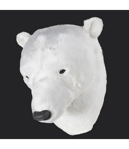 Polar Bear Wall Head