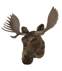 Moose Wall Hanging Head