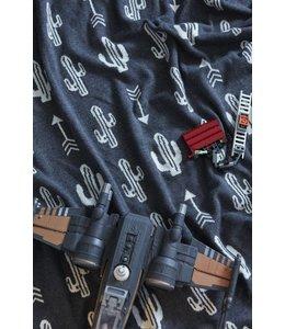 Childrens Blanket Cactus 80cm x 100cm