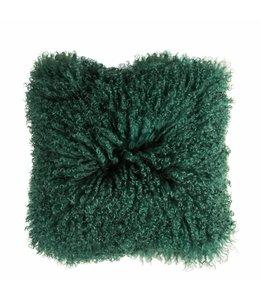 Cushion Tibet Green