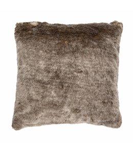 Faux Fur Cushion Mougins