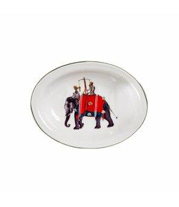 Ceremonial Elephant Soap Dish