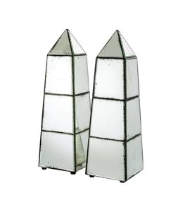 Obelisk Venice set of 2